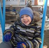Владислав Морозов, 5 лет, Чебоксары, Чувашия