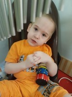 Антон Зорин, 3 года, Омск, Омская область