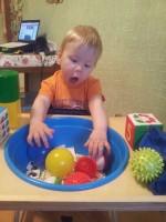 Максим Пономарев, 3 года, Норильск, Красноярский край