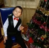 Артём Крук, 5 лет, п.Стрелка, Красноярский край
