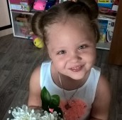 Полина Чубаева, 6 лет, Коркино, Челябинская область
