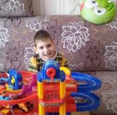 Иван Кузнецов, 5 лет, Тутаев, Ярославская область