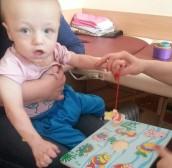 Матвей Лаптенок, 2 года, Шарыпово, Красноярский край