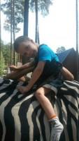 Евсевий Павлов, 7 лет, Зеленчукская, Карачаево-Черкессия