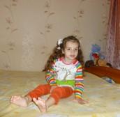Дарья Казакова, 5 лет, Владимир, Владимирская область