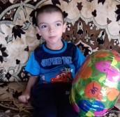 Эльмир Гумеров, 5 лет, Кышкар, Татарстан