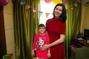 Лия Хамитова, 3 года, Казань, Татарстан