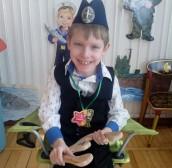 Василий Кузьменко, 8 лет, Ессентукская, Ставропольский край