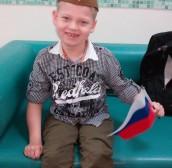 Алексей Коротков, 8 лет, Арья, Нижегородская область