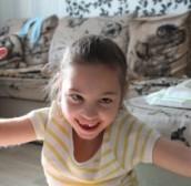 Евгения Гузенина, 8 лет, Мичуринск, Тамбовская область