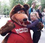 Мария Чекменёва, 4 года, Ростов-на-Дону, Ростовская область