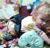 Ксения Кочнева, 2 года, Елабуга, Татарстан