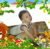 Кирилл Ольхомяк, 2 года, Краснодар, Краснодарский край