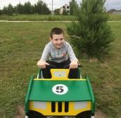 Кирилл Куденов, 7 лет, Рязань, Рязанская область