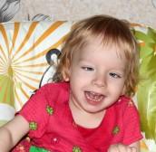 Валерия Кирилова, 4 года, Городище, Пензенская область