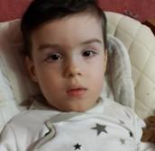 Михаил Хрусталев, 3 года, Рязань, Рязанская область