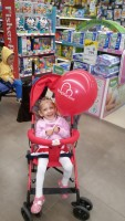 Валерия Семтина, 4 года, Астрахань, Астраханская область