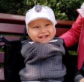 Тимофей Демин, 1 год, Екатеринбург, Свердловская область