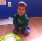 Станислав Якунин, 3 года, Уфа, Башкортостан