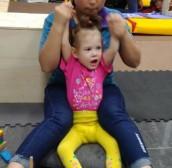 Самина Мальцева, 2 года, Менделеевск, Татарстан