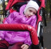 Дарья Леусенко, 6 лет, Вологда, Вологодская область