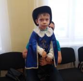 Лев Блохин, 7 лет, Аша, Челябинская область