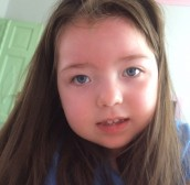 Анна Лопатина, 4 года, Коломна, Московская область
