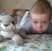 Федор Кузнецов, 1 год, Щелково, Московская область