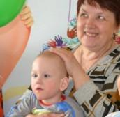 Юрий Золотов, 3 года, Снежинск, Челябинская область