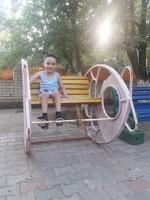 Ислам Картакаев, 9 лет, Астрахань, Астраханская область