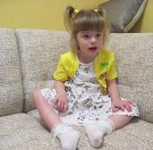 Татьяна Семирханова, 6 лет, Ульяновск, Ульяновская область