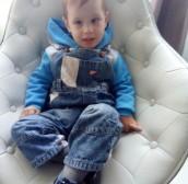 Илья Александрюк, 2 года, Москва, Московская область