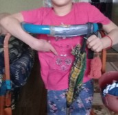 Регина Ахметзянова, 12 лет, Мамадыш, Татарстан