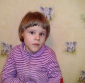 Арина Барышникова, 8 лет, Казань, Татарстан