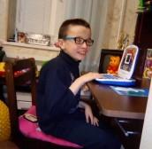 Илья Лыга, 9 лет, Белореченск, Краснодарский край